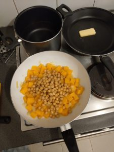 addenda recipe pumpkin chick peas