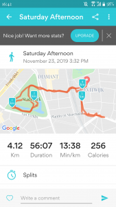 runkeeper addenda