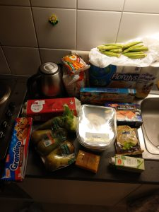 groceries Lidl and toko this is not a game