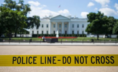 they have no plan featured image white house police line
